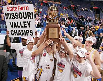 UNI: MVC Champs (photo credit: WCFCourier.com)