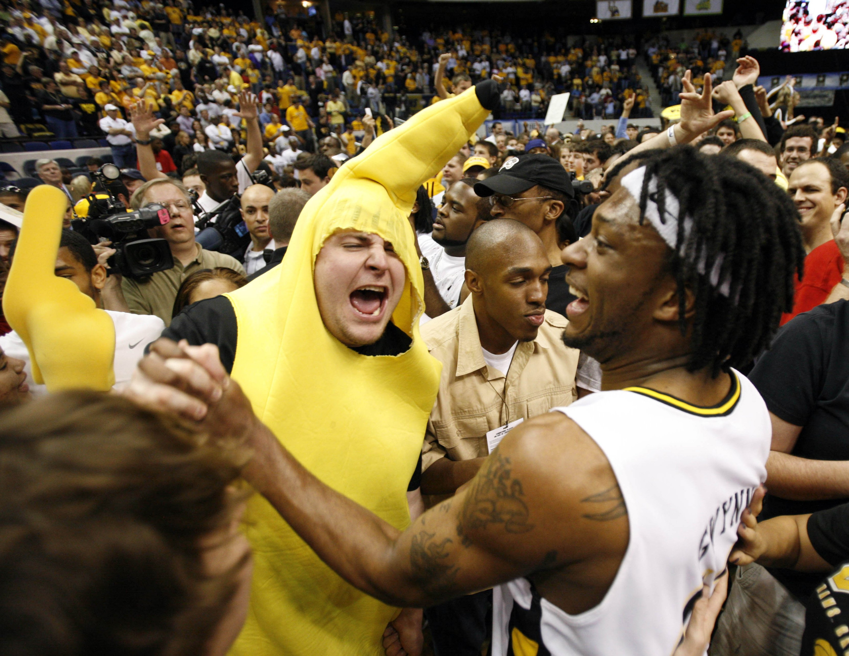 This is Why We Love Championship Week (photo credit: AP/Steve Helber)