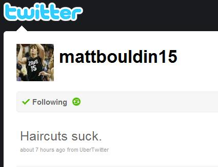 matt bouldin tweet