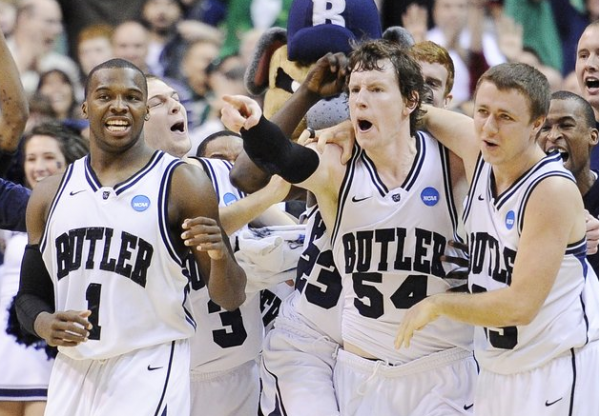 Butler is the Cinderella Benchmark (AP/N. Wass)