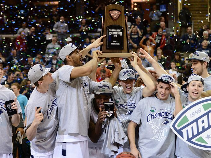 Zeke Marshall And Akron Overcame Late-Season Drama To Reach The NCAA Tournament