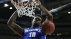 Kansas Adds Former Memphis Big Tarik Black, Tidying Up a Gold-Striking Offseason