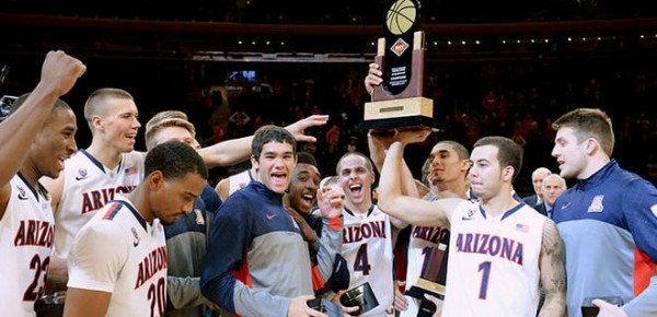 Arizona Came East and Proved Its Worth on Friday Night
