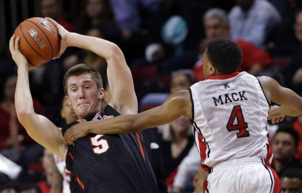 T.J. Bray and Princeton will be Ivy League contenders this season. (Mel Evans/Associated Press)