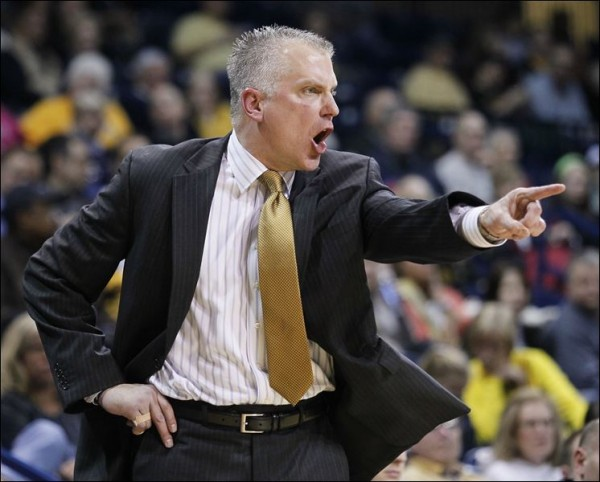 Head Coach Tod Kowalczyk has turned things around in Toledo. (THE BLADE/DAVE ZAPOTOSKY)