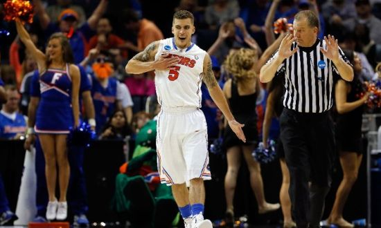 Scottie Wilbekin came up big when it counted most against UCLA. (Kevin C. Cox/Getty Images)