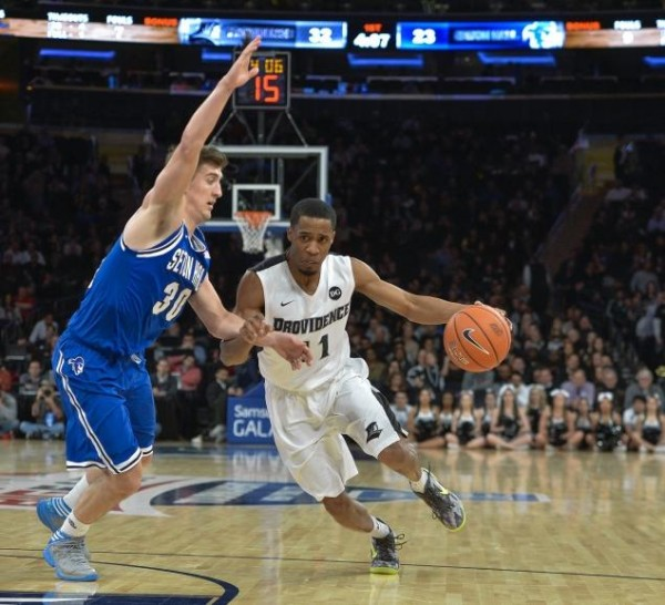 Bryce Cotton Has Led His Team to the Brink of a Big East Title (NYDN)