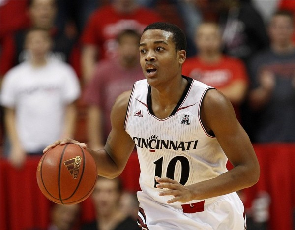 Troy Caupain Has Been Cincinnati's Best Three-Point Shooter But He Is Supposed To Be The Point Guard.