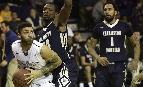 High Point and Charleston Southern will square off for the Big South's top seed. (Laura Greene / hpenews.com)