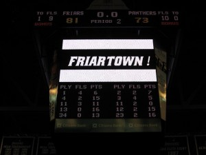 Providence 81, Pittsburgh 73