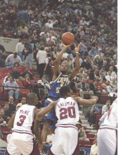Antoine Brockington and Coppin St. Flew High on This Night in 1997
