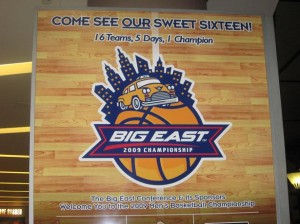 Big East Sweet 16