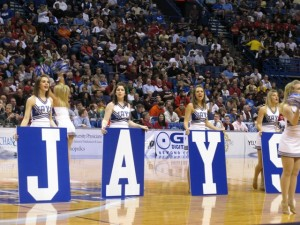 Creighton Cheerleaders