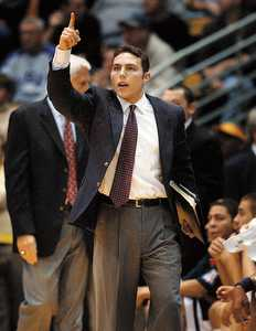 Josh Pastner Better Get Back on the Phones (photo credit: Arizona Star)