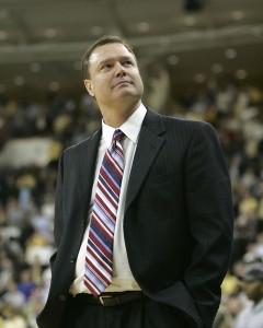 Bill Self has the best job in the Big 12, and it isn't close. (AP)