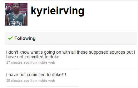 kyrie irving tweets