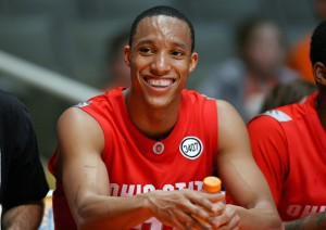 It's all about Evan Turner for Ohio State