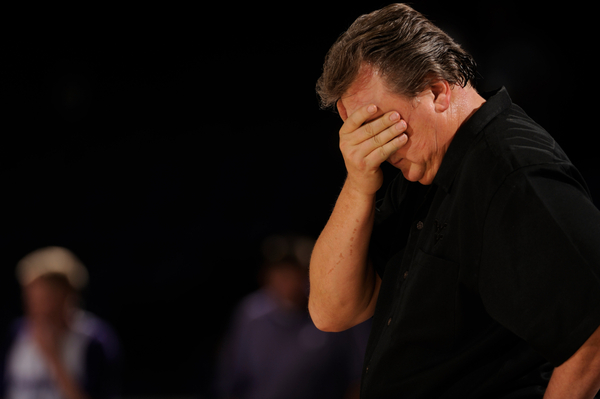 Bob Huggins Probably Had To Cry A Lot This Season