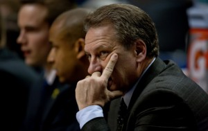 Tom Izzo needs to make sure his team gains confidence before the NCAA tournament.