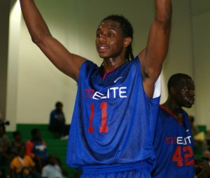 Kentucky's Brandon Knight was a hot commodity as a late signee.