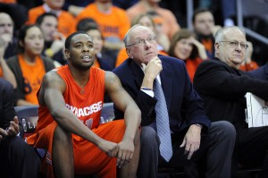 For The Orange To Maximize Its High Potential, Scoop Jardine and Jim Boeheim Have To Be On The Same page.
