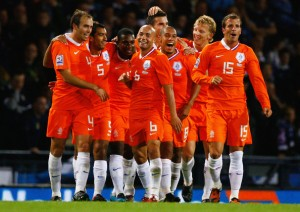 The Netherlands -- your RTC pick for World Cup 2010 champs.