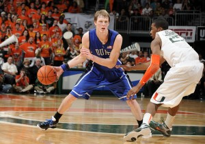 The best player in the ACC- Kyle Singler