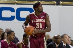 NCAA BASKETBALL: DEC 20 Florida State at Georgia Tech