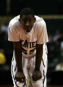 How will the departure of Xavier's Jordan Crawford impact the Horizon League?