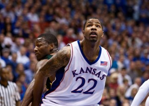 NCAA BASKETBALL: JAN 20 Baylor at Kansas