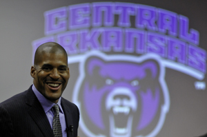 Corliss Williams takes the reins at UCA, but is he ready for the challenge?