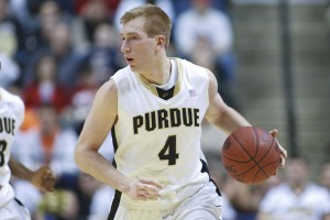 Hummel is the backbone of the Boilermakers