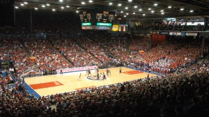 UD Arena, In Its Usual Sold-Out State