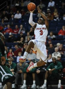 Averaging 16.4 points per game as a freshman last season, Fairfield's Derek Needham may be the MAAC's best player.