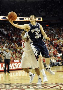If you aren't already, get used to seeing and hearing about Jimmer Fredette.