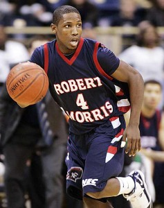 Karon Abraham and the Colonials nearly upset Villanova in March, but how does Robert Morris stack up this year? (northjersey.com