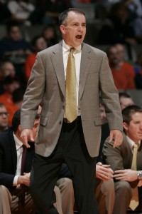 Wofford head coach Mike Young has his Terriers on a mission in 2010-11.