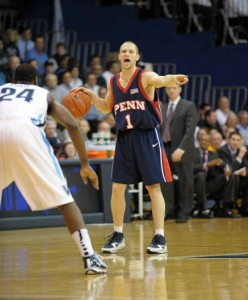 2011-12 is Zack Rosen's senior year. Do the Quakers finally have enough support around their leader to get into the Big Dance before he's gone? (Penn Athletics)