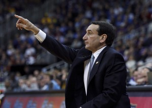 Onward And Upward -- Coach K Earned His 800th Win On Tuesday