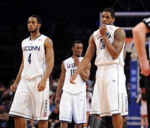 Kemba Walker needs his pals if UConn wishes to stay in the top ten
