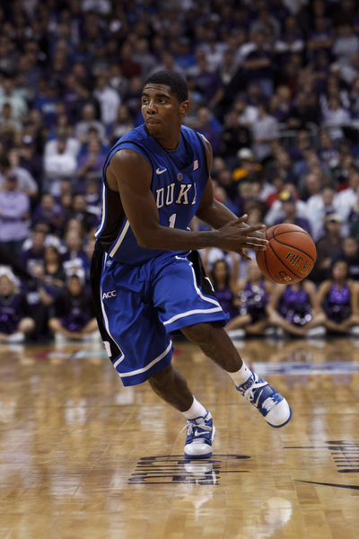 01669b9c1502 Irving is the clear  1 pick in this year s NBA Draft