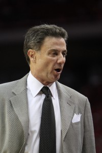 Rick Pitino Has Kept Louisville Undefeated Despite A Hungry Injury Bug.