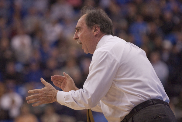 It Has Not Been An Easy Start To The Season For Temple's Fran Dunphy