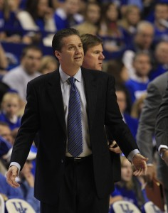 Calipari Has Just Ten Players and Usually Plays Seven In Any Given Game; How Far Can the Short Bench Take the Wildcats?