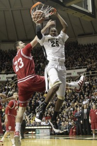 Purdue Obviously Misses Hummel, But Johnson and the Boilermakers Have Proven They Can Hang Without Him