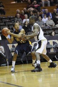 Kyle Randall and UNCG Have Made It Just Past the Midpoint of Their Schedule Without a Win