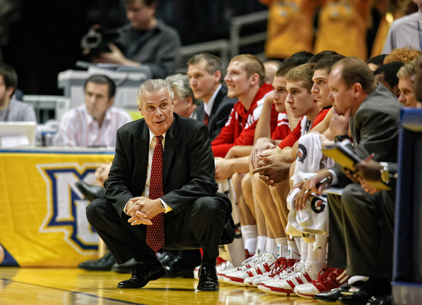 Bo Ryan has finally reached college basketball's mountain top.