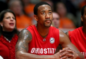 NCAA BASKETBALL: FEB 14 Ohio State at Illinois