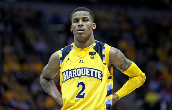 Long and athletic, Vander Blue is an intriguing NBA prospect