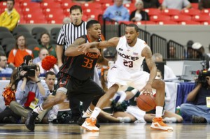 Malcolm Delaney's Hokies sit right on the bubble again